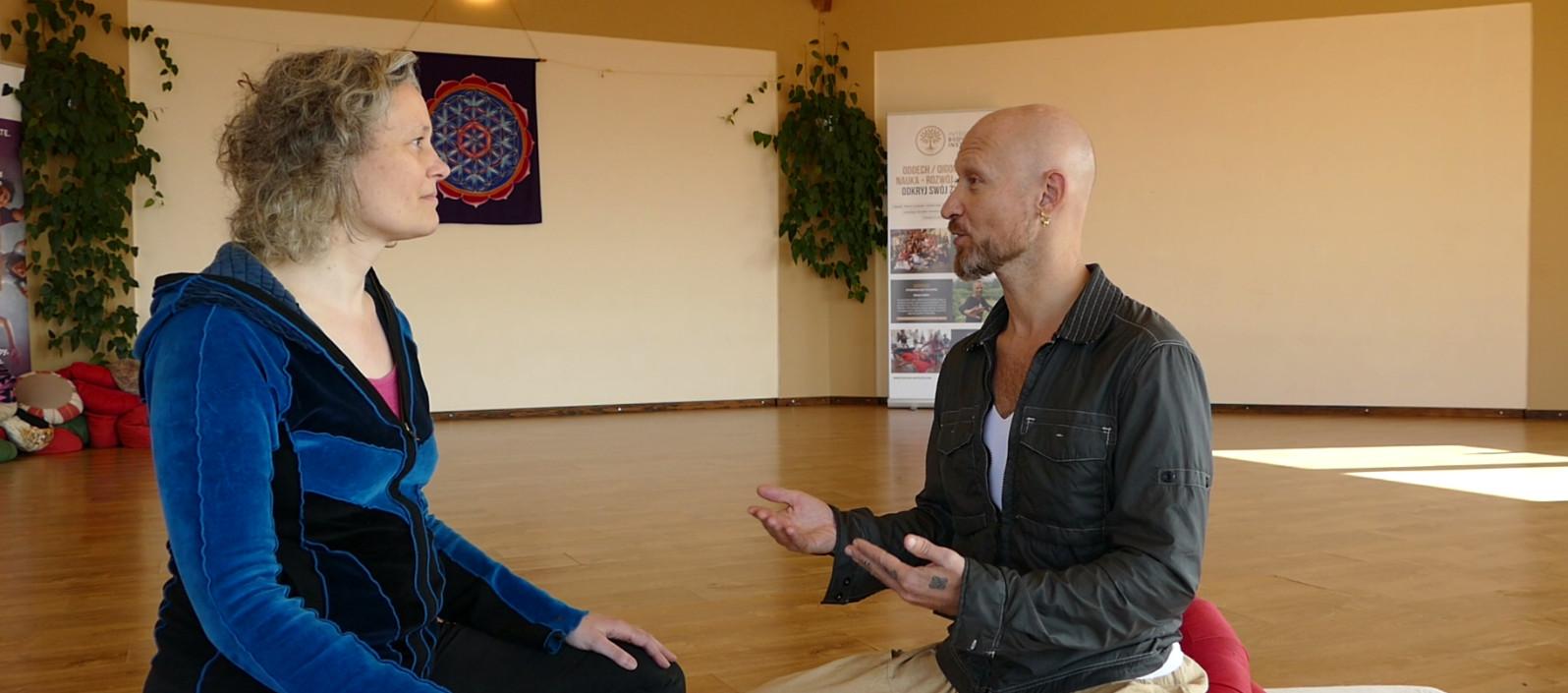Interview Giten Tonkov – creator Biodynamic Breathwork & Trauma Release