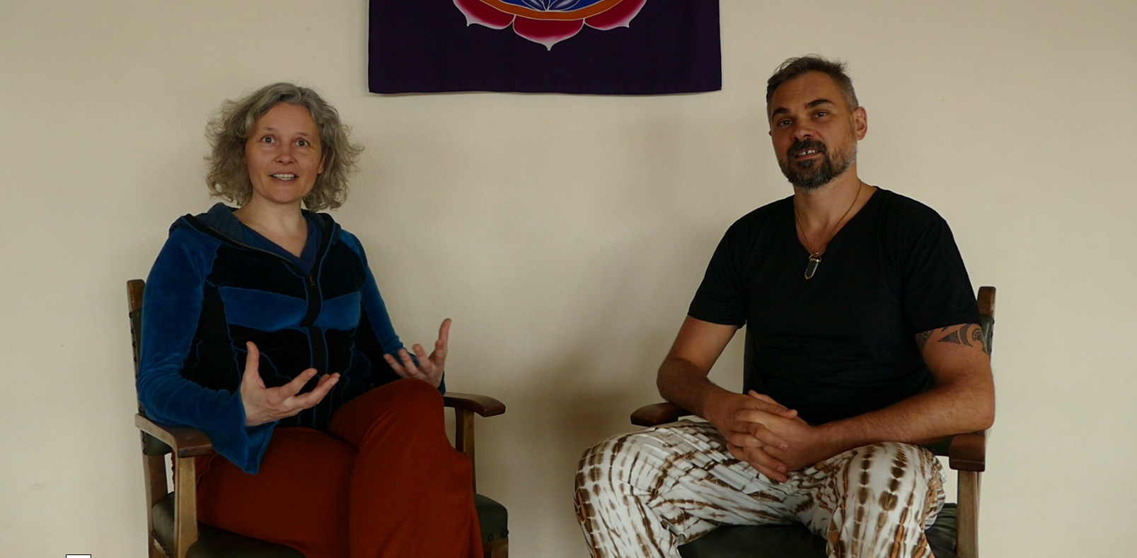 Interview Nisarga Erick Dobosz – co-founder Integral Body Institute