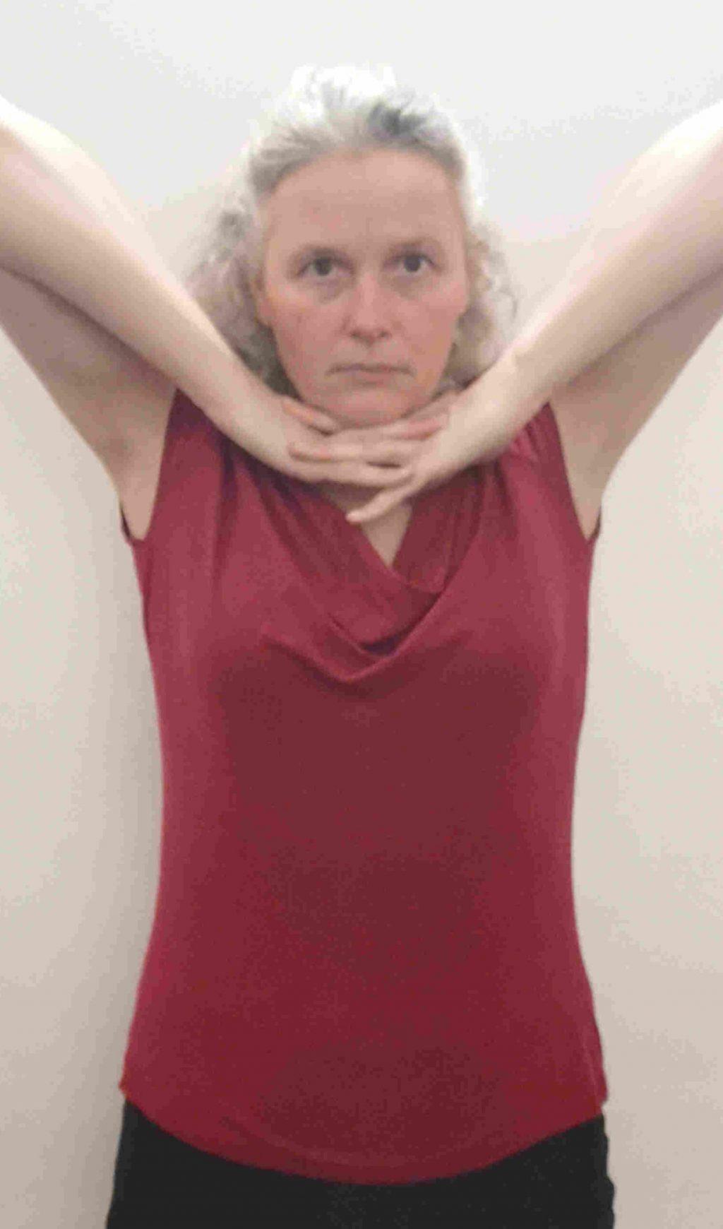 201219 Diaphragm stretch step 2 klein